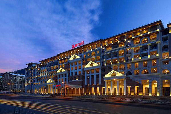 Marriott Krasnaya Polyana 5